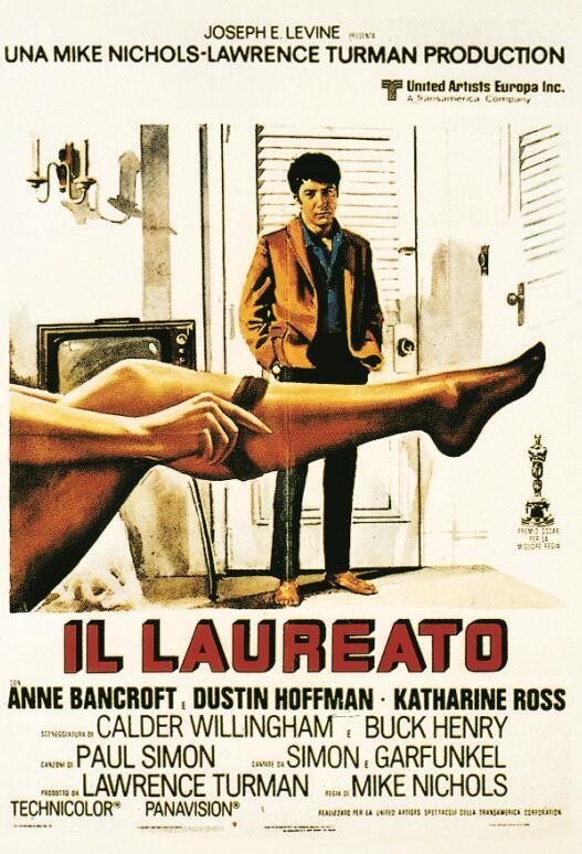 芝柏重推复刻版「Laureato」重温《毕业生》