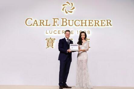 宝齐莱公布首位全球品牌形象代言人——李冰冰