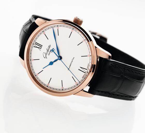 格拉苏蒂原创推出议员卓越腕表