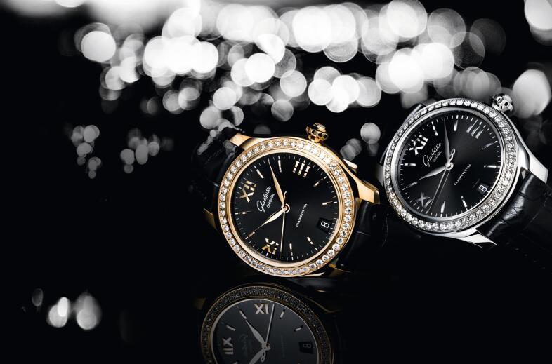 格拉苏蒂原创推出女士小夜曲腕表