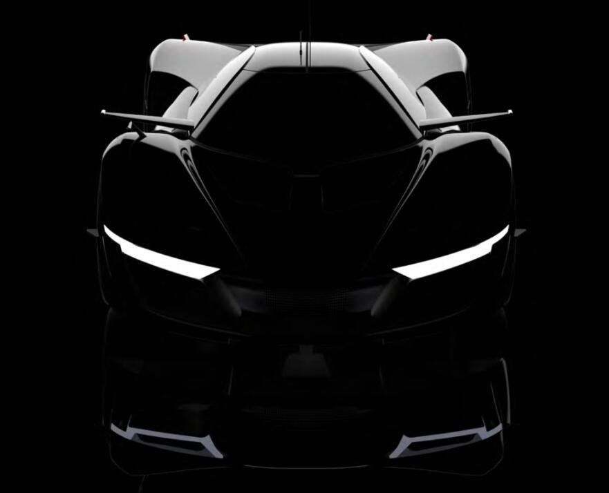 柏莱士推出Aero GT概念车的新型腕表BR 03 Aero GT