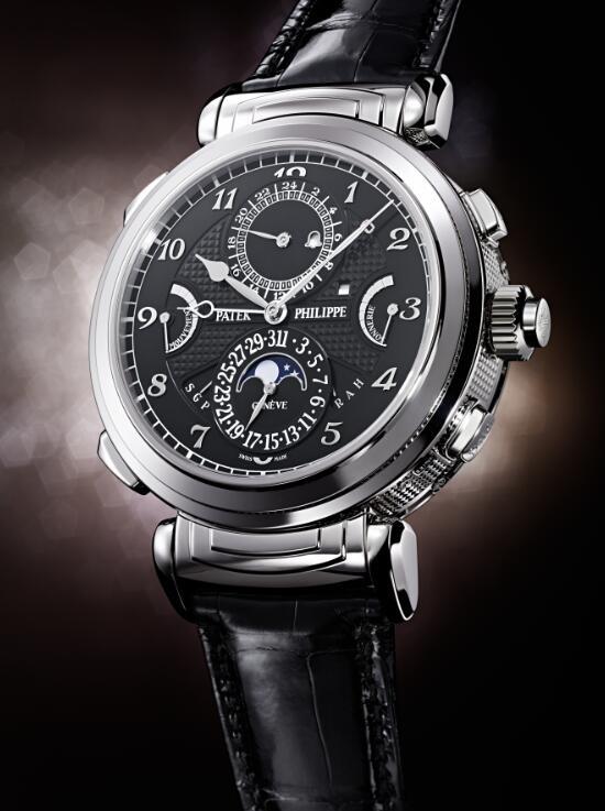 百达翡丽推出新款Ref.6300G-001手表