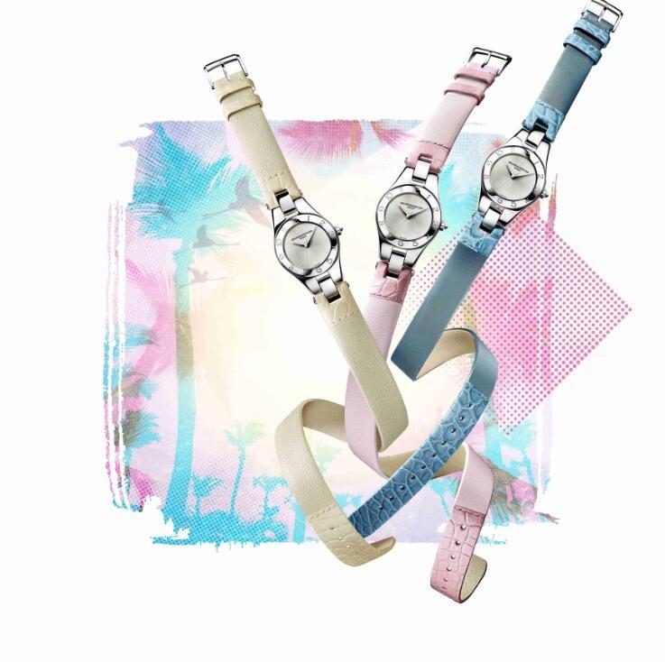 名士推出Linea灵霓系列腕表