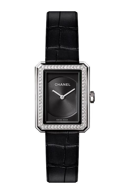 香奈儿推出BOY·FRIEND系列新款手表