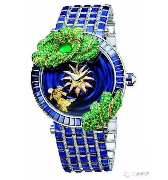 巴塞尔表展领略手表产区特色(二)