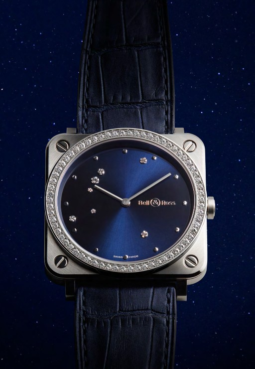 柏莱士推出银河系列腕表