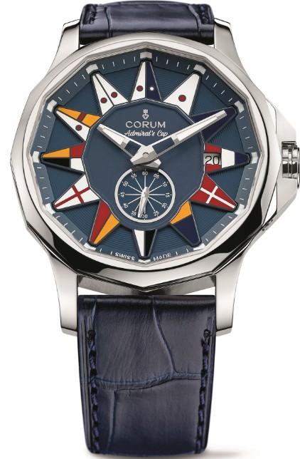 昆仑表推出海军上将杯全新Legend 42自动腕表