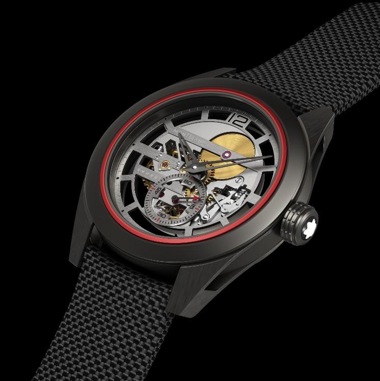 万宝龙推出时光行者系列Pythagore超轻概念腕表