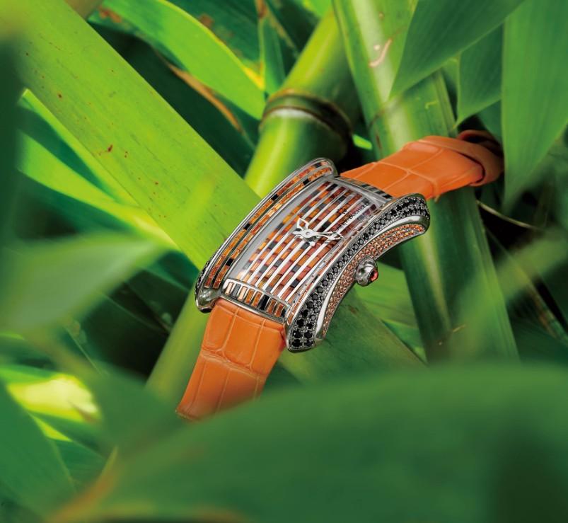 宝齐莱发布雅丽嘉系列限量珠宝女装腕表
