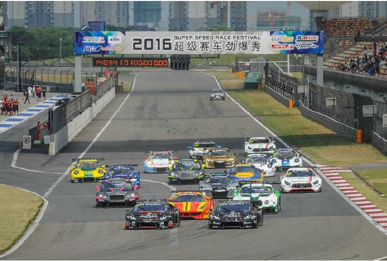 罗杰杜彼携手世界级FFF赛车队亮相GT亚洲上海站