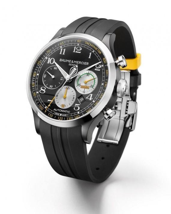 速度与激情:15款灵感源自赛车的腕表