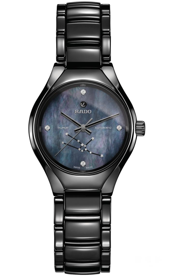 星享真我,闪耀不凡破——RADO瑞士雷达表True真系列黄道十二宫限量腕表
