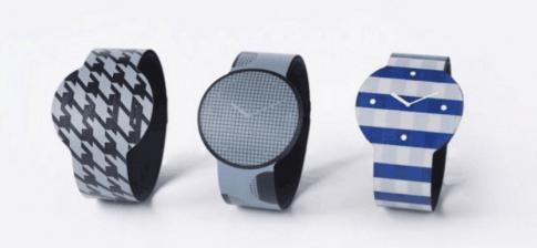 索尼第二代E-Lnk手表原型亮相
