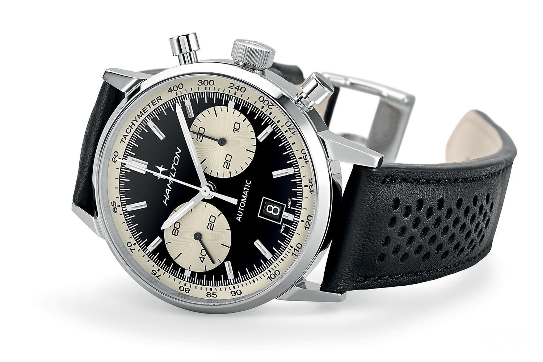 致敬经典——汉米尔顿Intra-Matic 68计时腕表