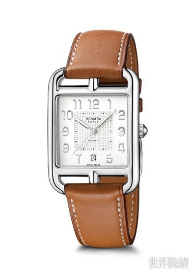 【Pre Basel 2017】 Hermes Cape Cod watch; Cape Cod; BASEL; HERMÈS; Hermes