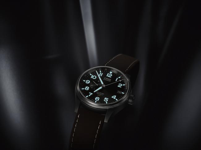 【Pre Basel 2017】豪利时2017款大表冠飞行员GMT腕表与计时码表问世;ORIS;BASEL;豪利时
