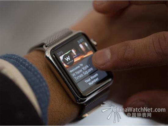 苹果为了对抗三星在手表上正做新的尝试