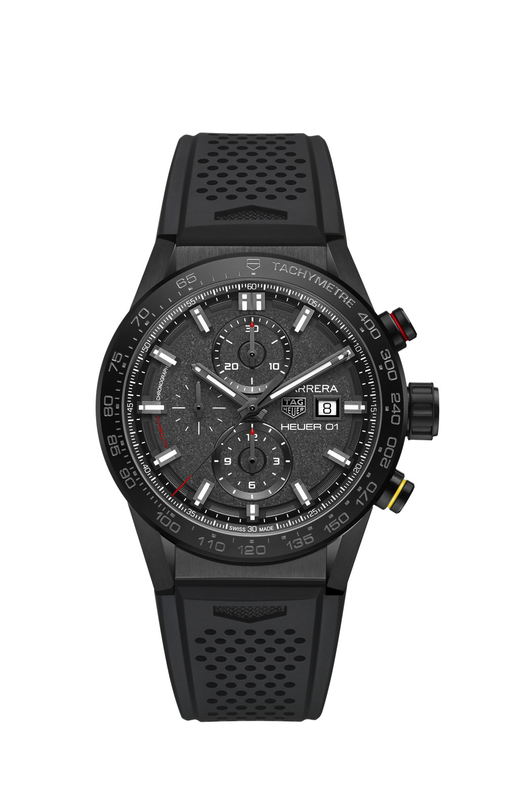 TAG Heuer泰格豪雅荣耀发布中国探月特别款腕表