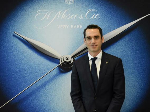 万表世界专访亨利慕时CEO爱德华梅朗