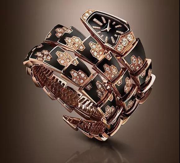为什么宝格丽蛇形表那么贵_宝格丽手表贵在哪