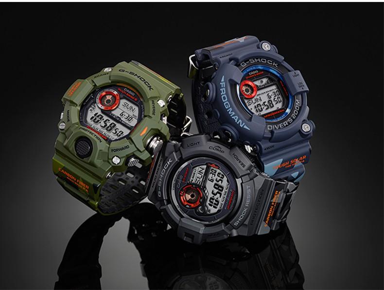 卡西欧蛙人手表为什么那么贵_卡西欧蛙人手表平时戴可以吗?