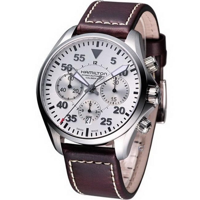 介绍一款飞行员双历腕表_《星际穿越》男主同款飞行员双历腕表