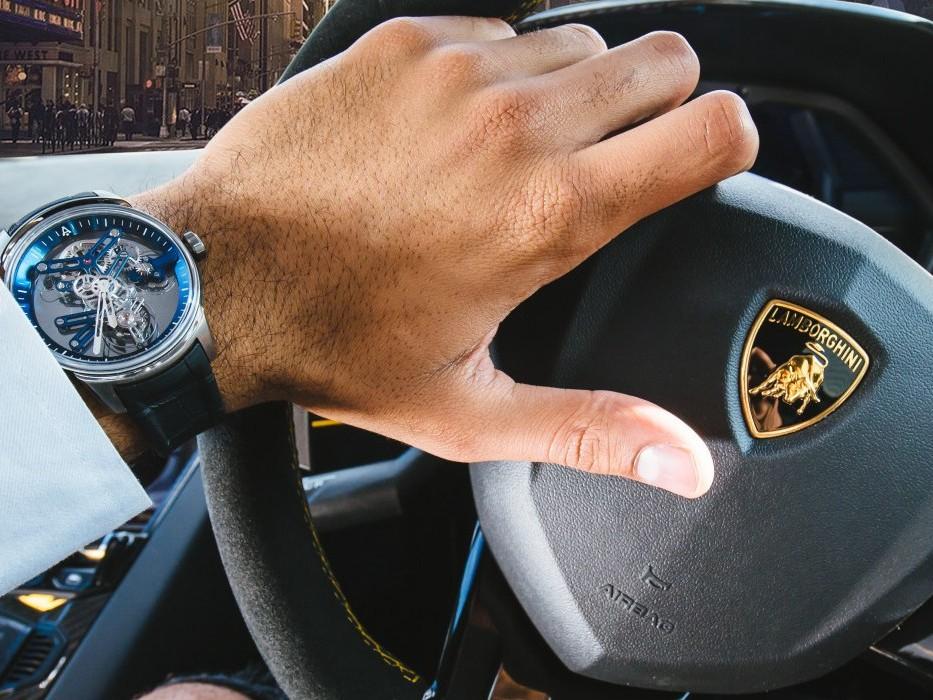 汽车和腕表有何共同之处?