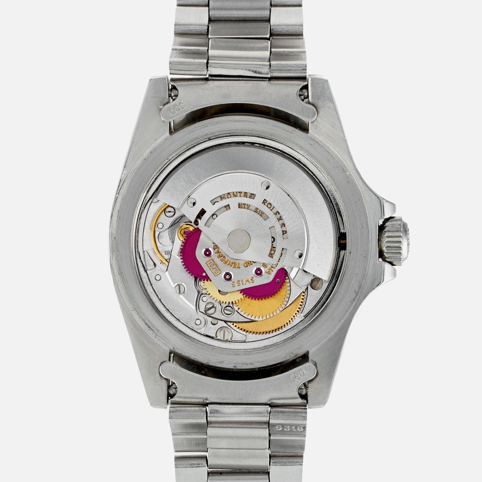 说明:57-Rolex1680-movement