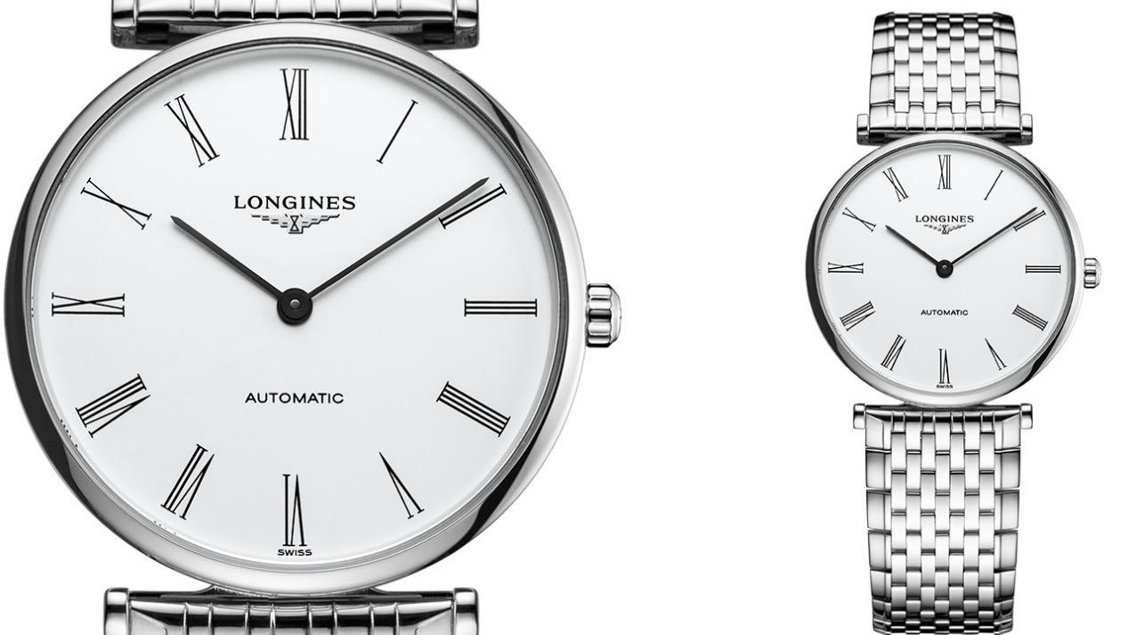 沛纳海太大?那就看看这8款小表盘手表