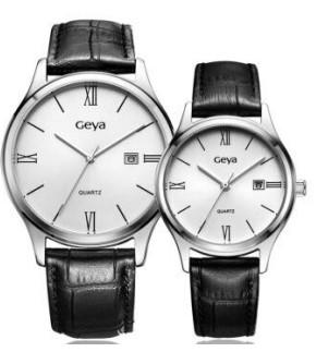 geya8153g手表价格,geya手表与时间随行