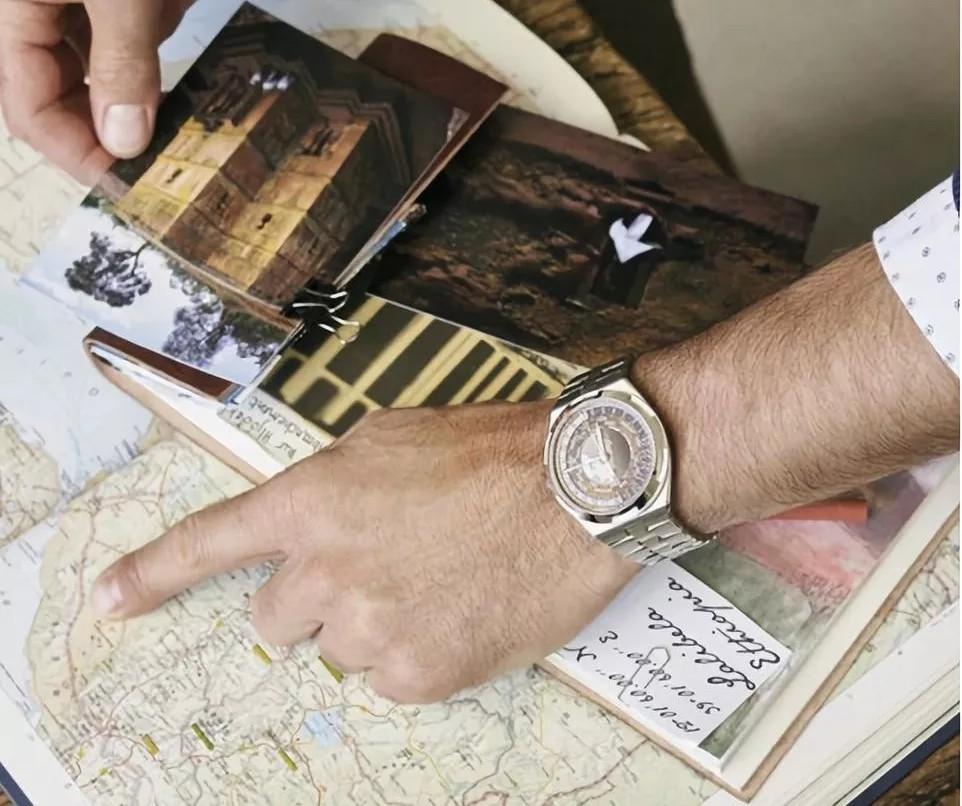 看表识男人,如何在3米开外看出别人戴什么手表?