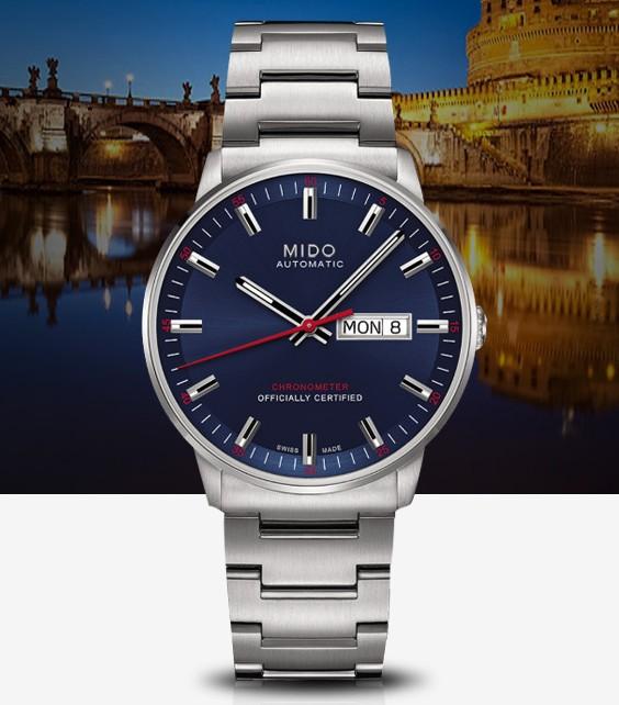 美度先锋系列手表价格_让运动时尚起来的手表
