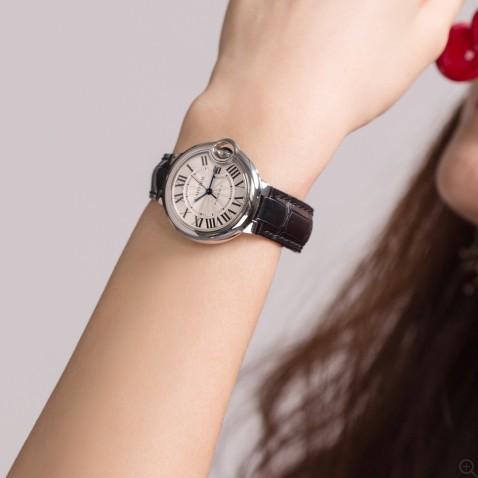 秦岚戴过的手表_卡地亚手表价格是多少