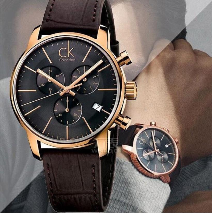 月薪过万的男人戴什么手表才更显身价和品味