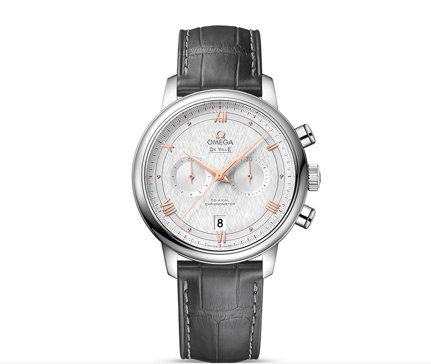 年轻人适合戴欧米茄星座系列手表吗?永恒的经典谁说不合适?