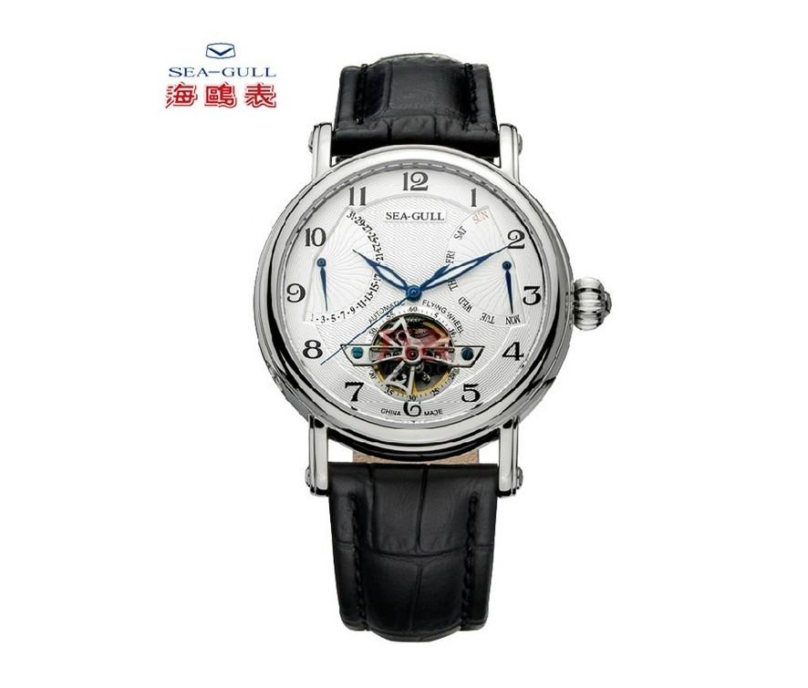 一千块预算,买天王表还是海鸥机械手表?