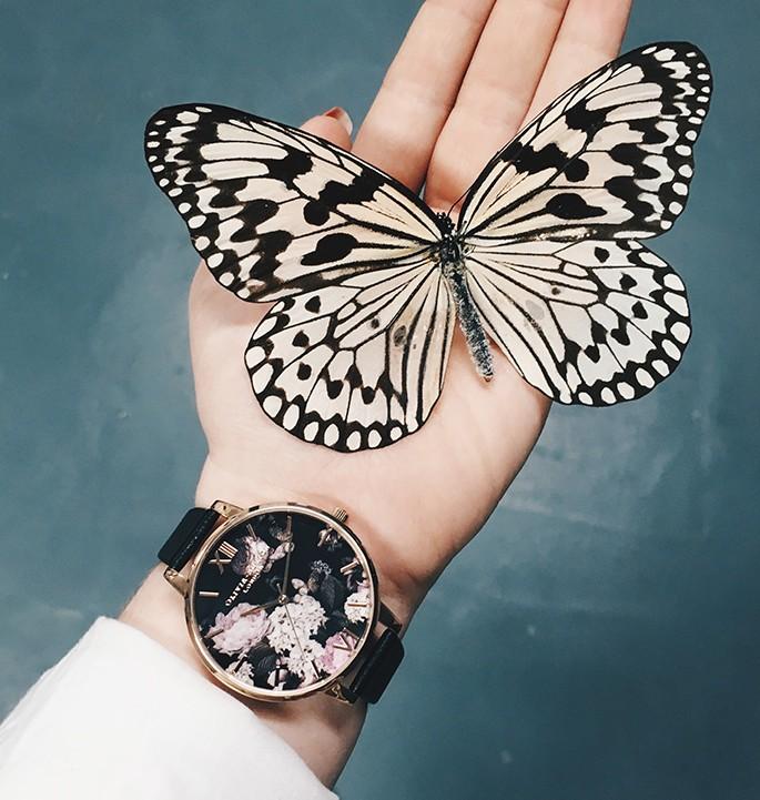 olivia burton手表怎么样?属于什么档次?值得购买吗?