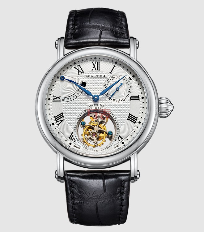 一万块预算,买海鸥陀飞轮手表好吗?