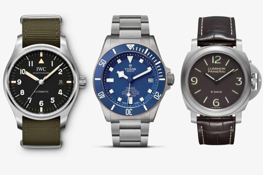 硬汉or娘炮:手表也有性格