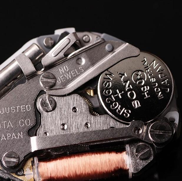 日本的石英机芯真的比瑞士的石英机芯好吗?有什么区别?