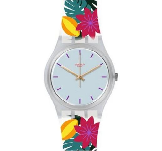 什么牌子的手表适合高中生戴?Swatch就非常不错