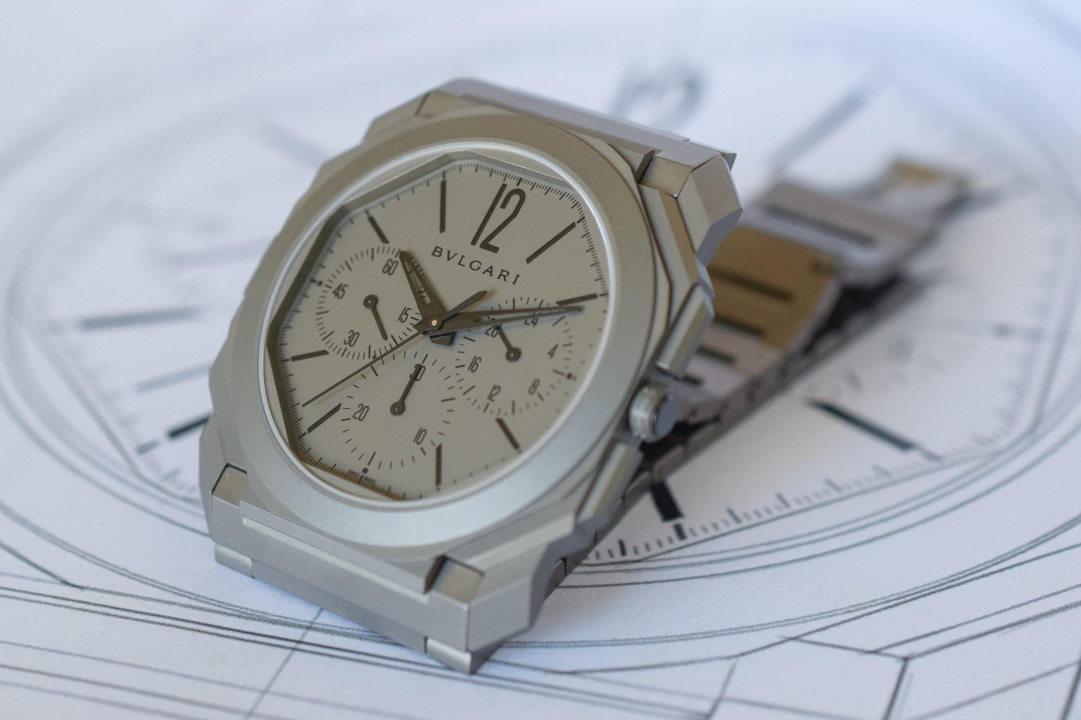 世上最薄的计时码表,只要10万元就能买到?