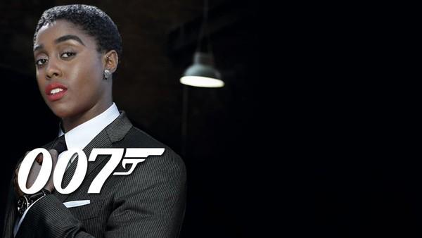007变成了一位女黑人,你还会看她戴什么表吗?