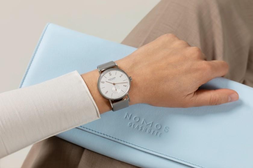 品鉴欣赏NOMOS Glashütte Tangente Liebreiz腕表,优缺点详情揭秘 评测 第1张