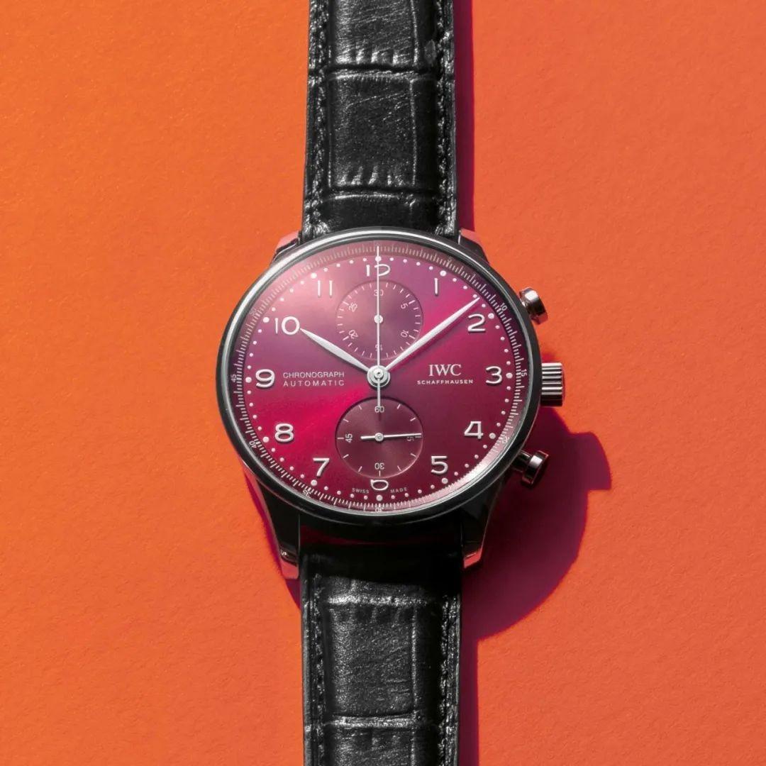 一起来说说 手表的颜色会影响人的心理吗? 表库 第6张