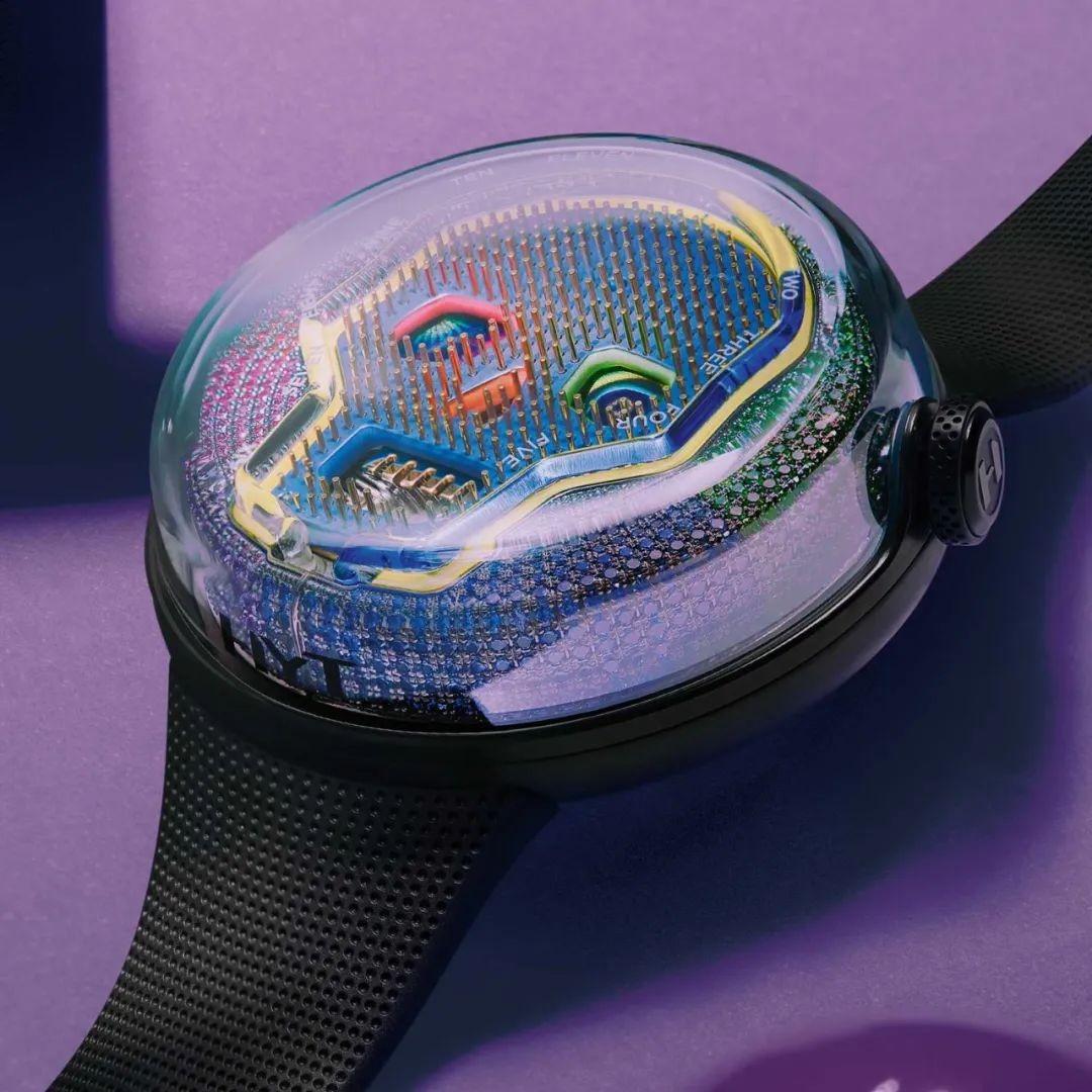 一起来说说 手表的颜色会影响人的心理吗? 表库 第12张