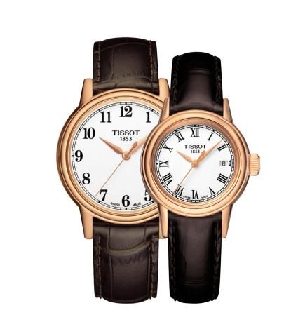 天梭情侣手表哪款好,天梭一对情侣表价格多少?