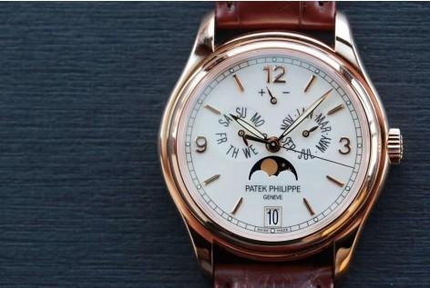 百达翡丽手表属于什么档次?月相款百达翡丽手表好不好