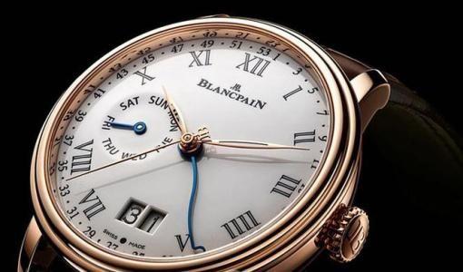 宝珀手表日历怎么调?宝珀手表要注意什么?