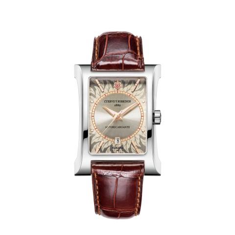库尔沃手表属哪个档次,库尔沃手表多少钱?